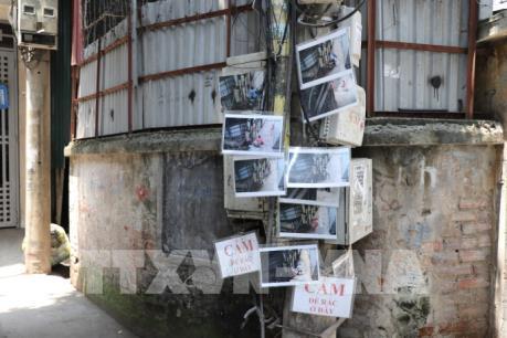 Hà Nội và lời giải cho vấn nạn vứt rác bừa bãi nơi công cộng