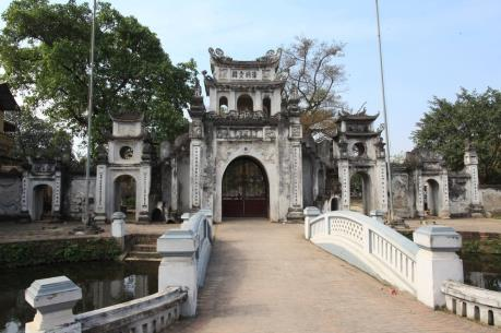 Đề nghị kỷ luật tổ chức, cá nhân trong vụ vi phạm tu bổ di tích chùa Bối Khê
