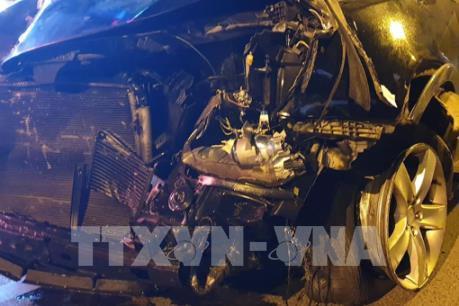 Khởi tố vụ đâm xe liên hoàn tại đường Láng