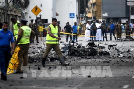 Tổng thống Sri Lanka thay thế lãnh đạo quốc phòng sau loạt vụ đánh bom