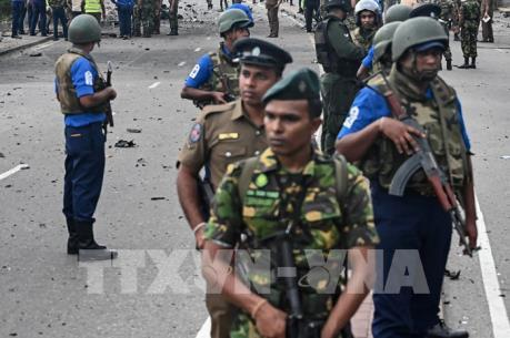Cảnh sát phát hiện 2 xe tải khả nghi tại thủ đô Colombo