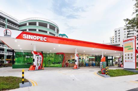 Sinopec chuẩn bị nhận chuyến hàng dầu thô của Mỹ
