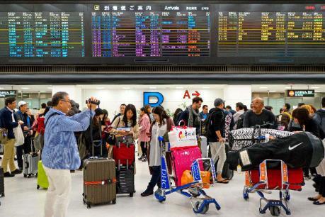 Những loại thực phẩm không được mang vào Nhật Bản qua đường hàng không