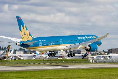 Ngày 7/5, Vietnam Airlines niêm yết hơn 1,4 tỷ cổ phiếu trên HOSE