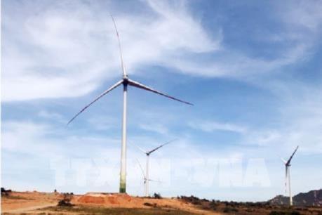 Ninh Thuận khởi công dự án nhà máy điện gió công suất 50MW