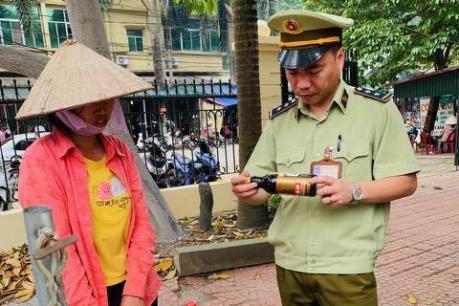 Lạng Sơn thu giữ trên 500 kg dược liệu nhập lậu, không rõ nguồn gốc