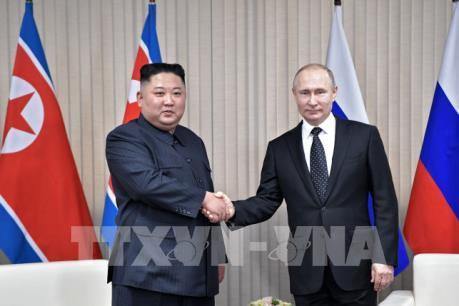 Hội nghị Thượng đỉnh Nga-Triều