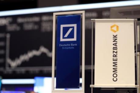 Dừng đàm phán sáp nhập giữa Deutsche Bank và Commerzbank