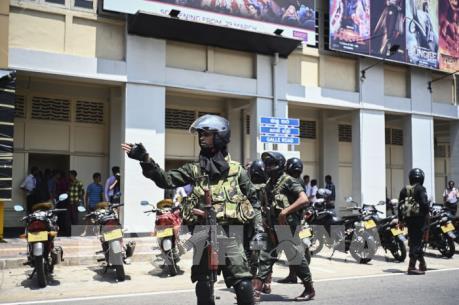 Bộ trưởng Quốc phòng Sri Lanka từ chức sau khi xảy ra loạt vụ đánh bom