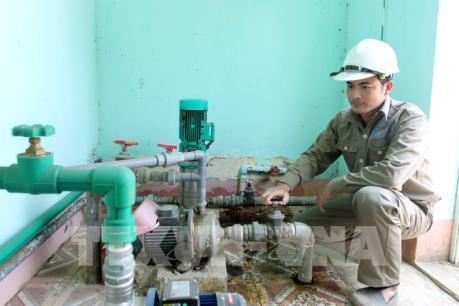 Thông tin mới nhất về việc thiếu nước sinh hoạt tại Sa Pa