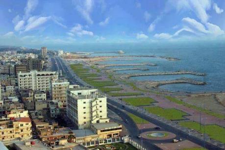 Công ty Stroytransgaz của Nga sẽ tiếp quản cảng Tartus của Syria