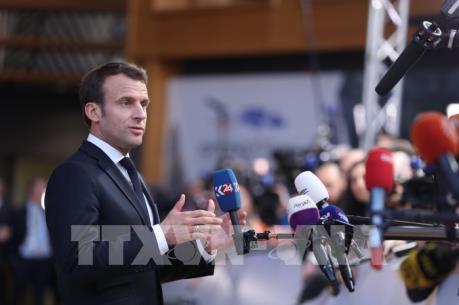 Tổng thống Pháp đưa ra phương hướng hành động của chính quyền