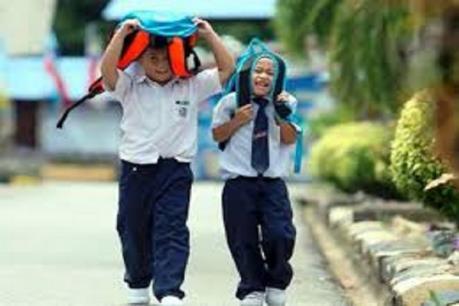 Campuchia giảm giờ học trong đợt nắng nóng