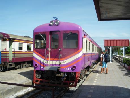 Trung Quốc hỗ trợ kỹ thuật xây dựng tuyến đường sắt Thái Lan-Lào