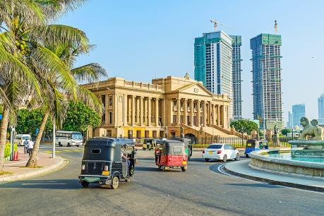 Công ty lữ hành khuyến cáo du khách khi tới Sri Lanka