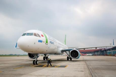 Bamboo Airways tiếp tục đón máy bay mới