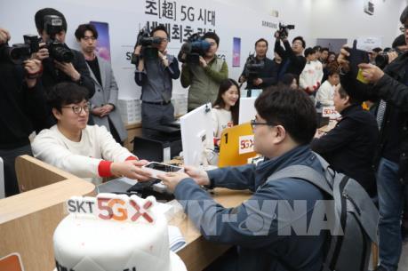 Galaxy S10 cán mốc 1 triệu chiếc tại thị trường Hàn Quốc