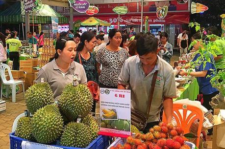 Khai mạc Hội chợ Hàng Việt Nam chất lượng cao Tp. Hồ Chí Minh 2019