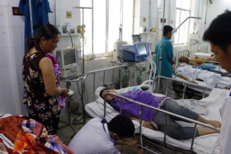 Cần Thơ: 25 công nhân nhập viện do ngộ độc khí gas