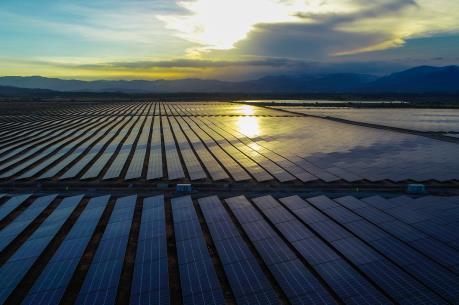 Khánh thành tổ hợp năng lượng tái tạo lớn nhất Đông Nam Á