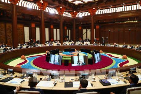 Việt Nam hợp tác tốt với các nước để xây dựng các hình thức hợp tác hiệu quả
