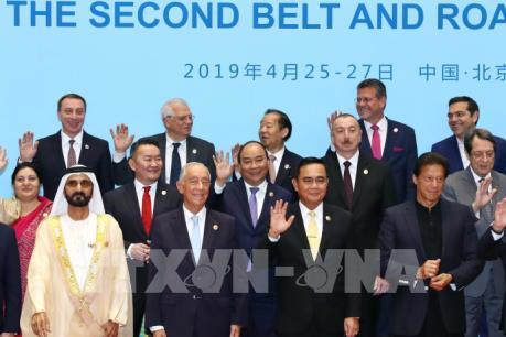 Việt Nam tăng cường vai trò trong kết nối kinh tế toàn cầu