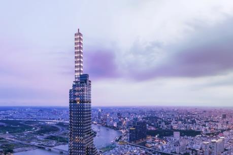 Đài quan sát cao nhất Đông Nam Á Landmark 81 SkyView chính thức khai trương