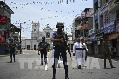 Cảnh báo nguy cơ xảy ra đợt tấn công mới tại Sri Lanka