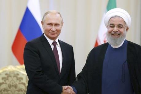 Các biện pháp trừng phạt không cản trở được hợp tác Nga-Iran