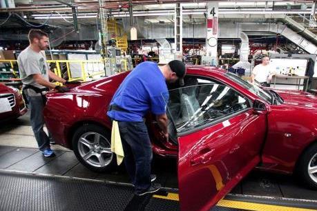 GM tái khởi động sản xuất tại Trung Quốc từ ngày 15/2