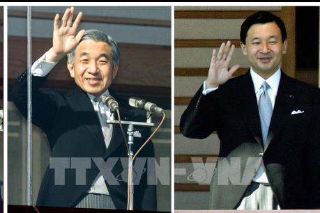 Hoàng Thái tử Naruhito lên ngôi: Kỳ vọng cú hích mới cho kinh tế Nhật