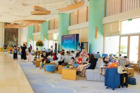 Thiên đường xanh Quy Nhơn đón lượng khách kỷ lục dịp nghỉ lễ