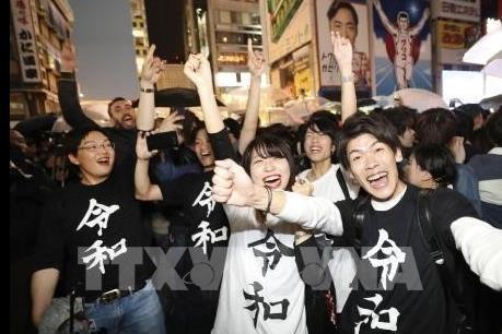 Dự báo chuyển giao quyền lực tại Nhật sẽ thúc đẩy sức tiêu thụ