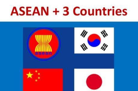Tăng trưởng kinh tế các nước ASEAN+3 dự kiến chững lại trong ngắn hạn