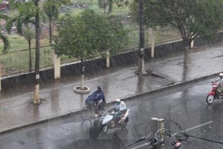 Dự báo thời tiết ngày mai: Hà Nội có mưa rào và dông vào sáng sớm