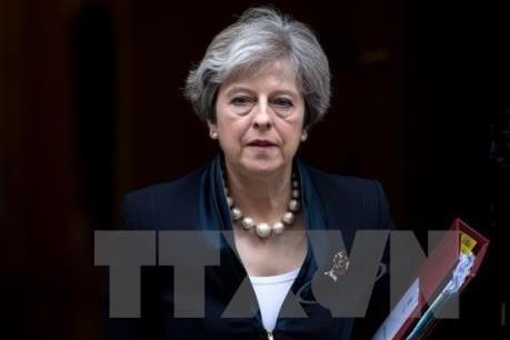 Thủ tướng Anh Theresa May chính thức đệ đơn từ chức