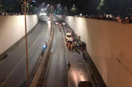 Khởi tố vụ án gây tai nạn khiến 2 người tử vong tại hầm Kim Liên