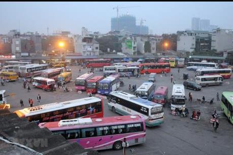 Dịp nghỉ lễ, Hà Nội vẫn diễn ra tình trạng vận tải nhồi nhét, chặt chém hành khách
