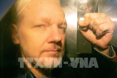 Thụy Điển bác yêu cầu trì hoãn ra lệnh bắt giữ nhà sáng lập WikiLeaks