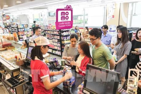 Việt Nam và Thái Lan dẫn đầu khu vực về thanh toán không dùng tiền mặt