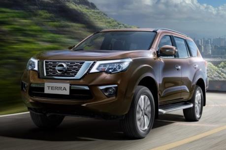 Bảng giá xe ô tô Nissan tháng 5/2019, SUV Terra V giảm 28 triệu đồng