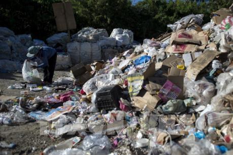 Cuộc chiến đẩy lùi thảm hoạ rác thải nhựa