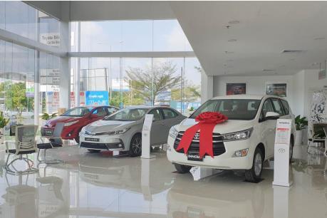Ra mắt Toyota Bến Thành – Cơ sở Bình Tân