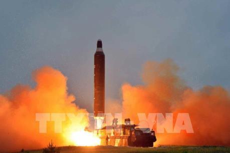 Những nhận định đầu tiên về việc Triều Tiên thử tên lửa