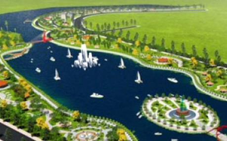 Bình Phước xem xét thông qua dự án khu đô thị kết hợp nghỉ dưỡng