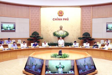 Thủ tướng chỉ đạo hoàn thiện các dự thảo Luật