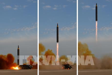 Các đảng phái Hàn Quốc phê phán vụ thử tên lửa của Triều Tiên