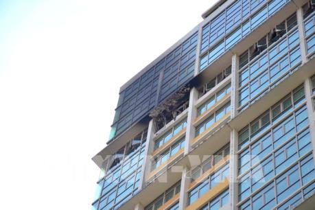 Cháy căn hộ tại chung cư The Vista An Phú