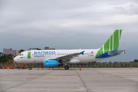 Bamboo Airways tung nhiều ưu đãi cho các runner VnExpress Marathon