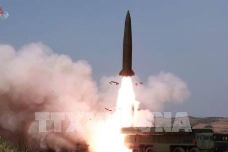 Nhận định của Hàn Quốc về việc Triều Tiên thử vũ khí mới
